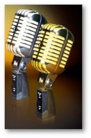 Микрофоны шнуровые