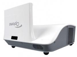 Ультракороткофокусный интерактивный 3D проектор Optoma X307USTi.