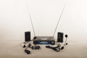 Радиомикрофон ICM IV-2002B