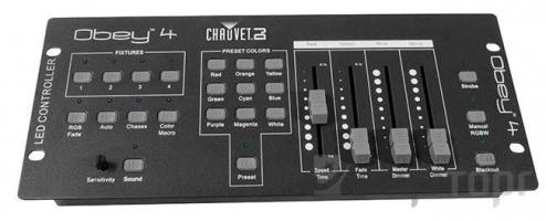 CHAUVET-DJ Obey 4