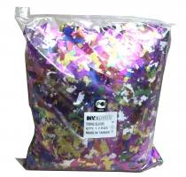 Involight SL0115P - конфетти разноцветные (лавсан) 1кг